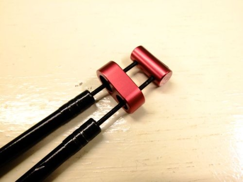 他の写真1: SALTPLUS_DUAL ROTOR CABLE(350mm)