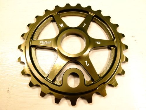 他の写真1: WETHEPEOPLE_PATROL SPROCKET(25T)
