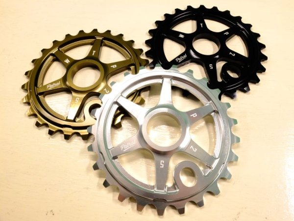 画像1: WETHEPEOPLE_PATROL SPROCKET(25T)
