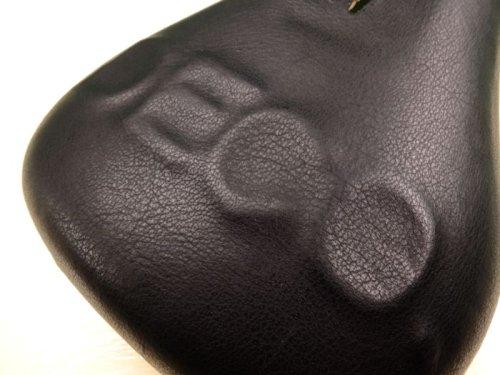 他の写真3: DECO_REAL LEATHER PIVOTAL SEAT(black)