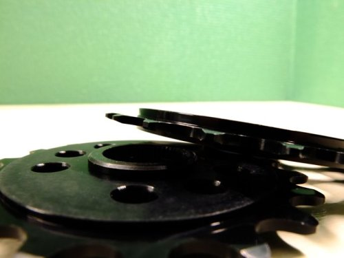 他の写真2: PROFILE_NANO SPLINE SPROCKET(black)