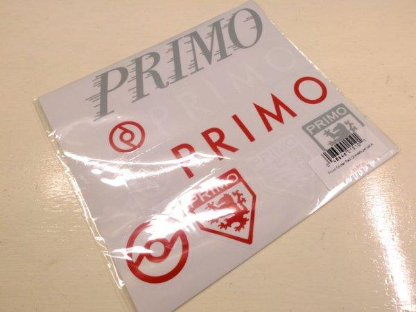 画像1: PRIMO_sticker sheet