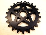 ARES_SOLID SPROCKET(23t black)