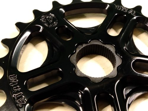 他の写真1: PROFILE_SPLINE SPROCKET(black 23t)