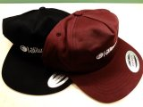 SHADOW_block snapback cap