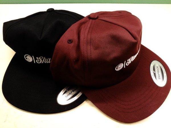 画像1: SHADOW_block snapback cap
