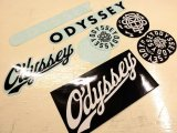 ODYSSEY_assorted sticker pack