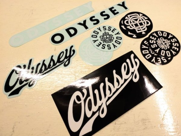 画像1: ODYSSEY_assorted sticker pack