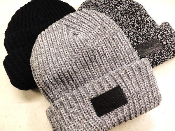 画像1: TRIP_double knit beanie