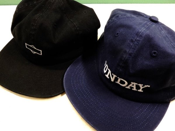 画像1: SUNDAY_rockwell box cap