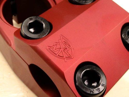 他の写真3: S&M_ENDURO V2 STEM(blood red 40mm)