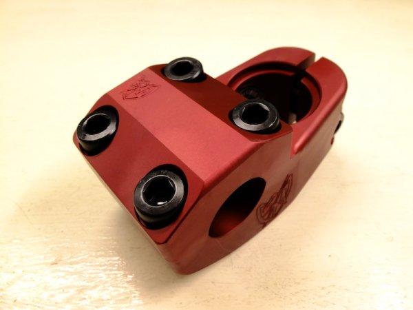 画像1: S&M_ENDURO V2 STEM(blood red 40mm)