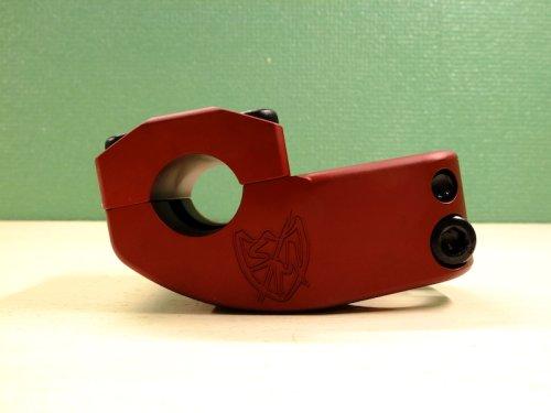 他の写真1: S&M_ENDURO V2 STEM(blood red 40mm)