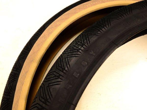 画像1: HERESY_zephyr tire(1.75 wire)